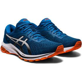 asics GT-1000 10 Shoes Men, blauw/oranje